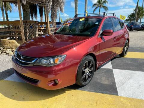 2010 Subaru Impreza for sale at D&S Auto Sales, Inc in Melbourne FL