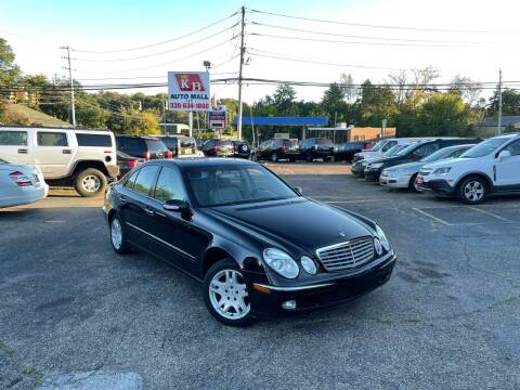 2003 Mercedes-Benz E-Class for sale at KB Auto Mall LLC in Akron OH