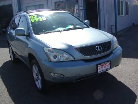 2007 Lexus RX 350 for sale at Primo Auto Sales in Merced CA