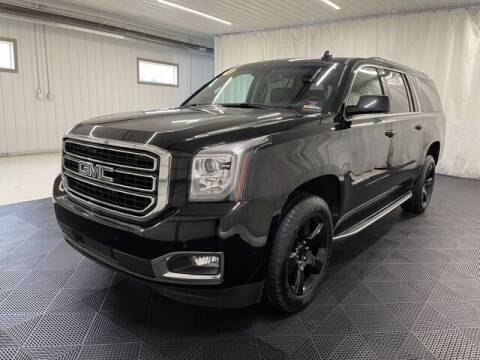 2018 GMC Yukon XL for sale at Monster Motors in Michigan Center MI