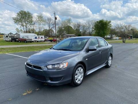 2011 Mitsubishi Lancer for sale at Tennessee Valley Wholesale Autos LLC in Huntsville AL