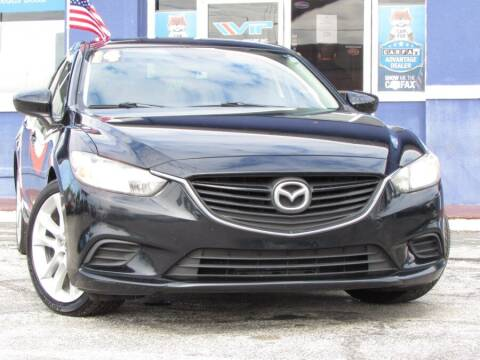 2014 Mazda MAZDA6 for sale at VIP AUTO ENTERPRISE INC. in Orlando FL