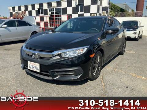 2017 Honda Civic for sale at BaySide Auto in Wilmington CA