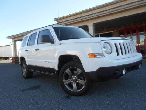 2016 Jeep Patriot for sale at Nye Motor Company in Manheim PA