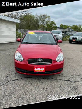 2011 Hyundai Accent for sale at Z Best Auto Sales in North Attleboro MA
