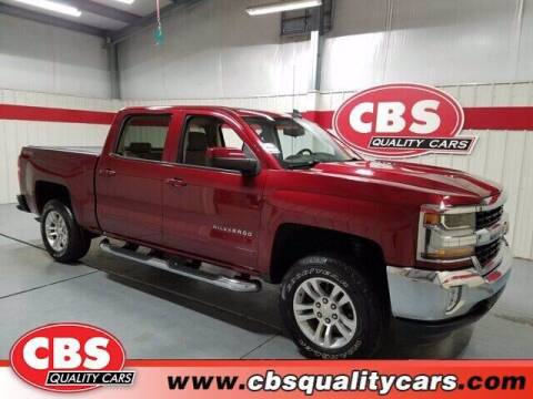 2016 Chevrolet Silverado 1500 for sale at CBS Quality Cars in Durham NC