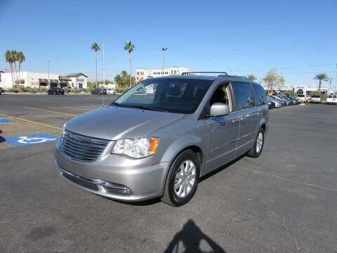 2016 Chrysler Town and Country for sale at Charlie Cheap Car in Las Vegas NV