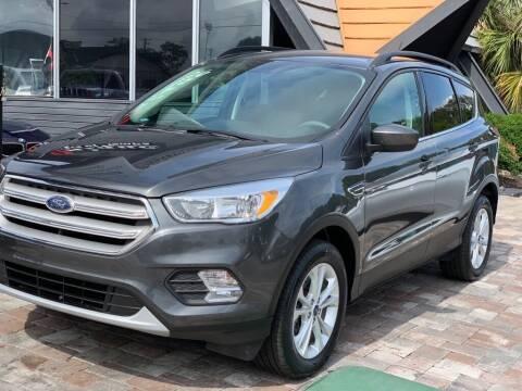 2018 Ford Escape for sale at Unique Motors of Tampa in Tampa FL