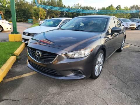 2017 Mazda MAZDA6 for sale at Southeast Auto Inc in Baton Rouge LA