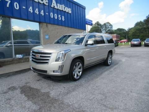 2015 Cadillac Escalade ESV for sale at 1st Choice Autos in Smyrna GA