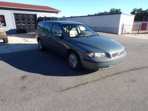 2004 Volvo V70 for sale at Cambria Cars in Mooresville NC