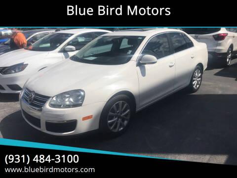 2010 Volkswagen Jetta for sale at Blue Bird Motors in Crossville TN