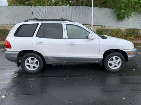 2001 Hyundai Santa Fe for sale at BITTON'S AUTO SALES in Ogden UT