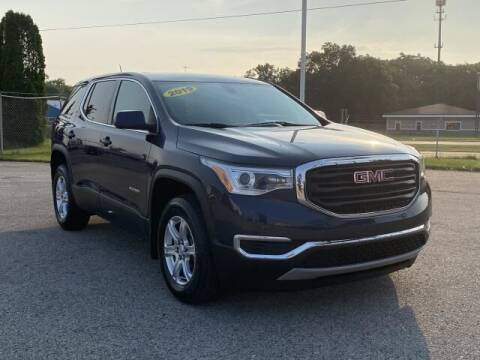 2019 GMC Acadia for sale at Betten Baker Preowned Center in Twin Lake MI