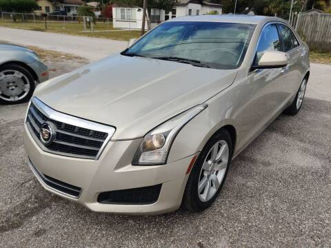2013 Cadillac ATS for sale at Advance Import in Tampa FL