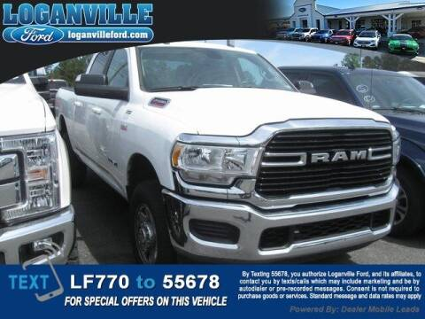 2020 RAM Ram Pickup 2500 for sale at Loganville Quick Lane and Tire Center in Loganville GA