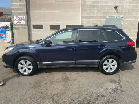 2012 Subaru Outback for sale at Pafumi Auto Sales in Indian Orchard MA