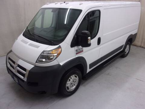 2016 RAM ProMaster Cargo for sale at Paquet Auto Sales in Madison OH