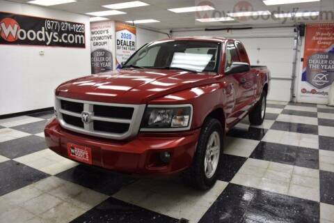 2009 Dodge Dakota for sale at WOODY'S AUTOMOTIVE GROUP in Chillicothe MO