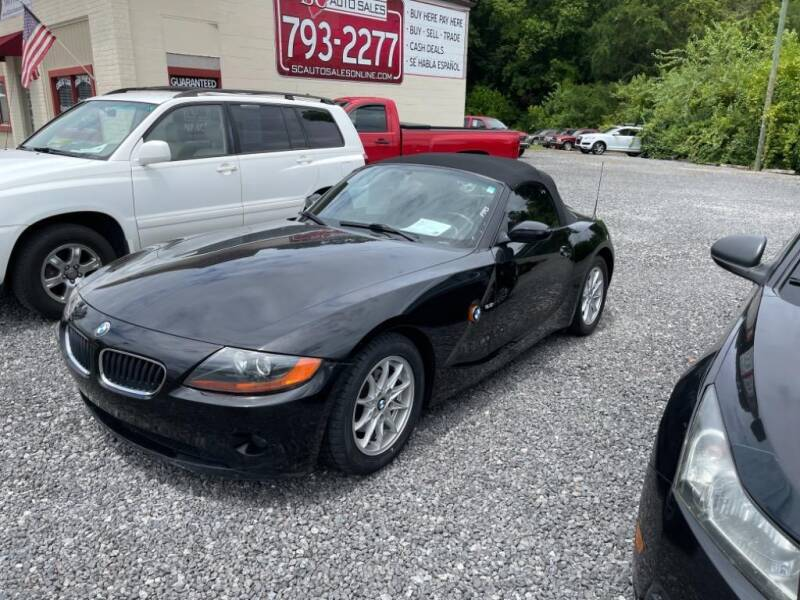 2003 BMW Z4 for sale in Ladson, SC