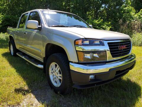 2009 GMC Canyon for sale at Oxford Auto Sales in North Oxford MA