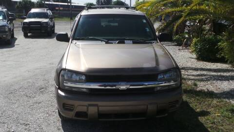 2002 Chevrolet TrailBlazer for sale at Southwest Florida Auto in Fort Myers FL