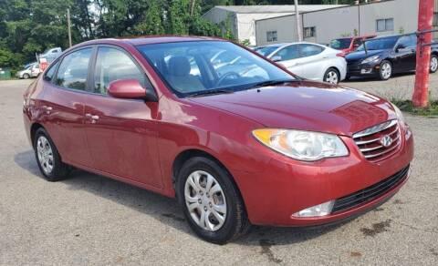 2010 Hyundai Elantra for sale at Nile Auto in Columbus OH