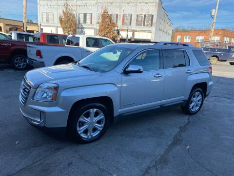 2016 GMC Terrain for sale at East Main Rides in Marion VA