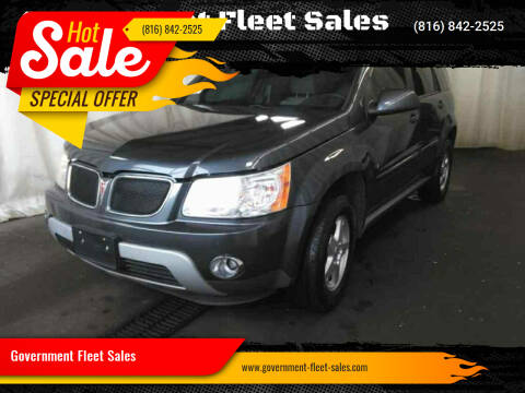 2009 Pontiac Torrent for sale at Government Fleet Sales in Kansas City MO