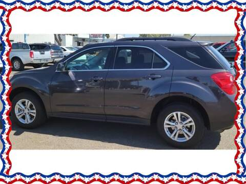 2013 Chevrolet Equinox for sale at American Auto Depot in Modesto CA