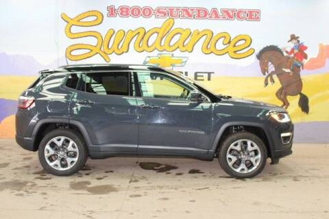 2018 Jeep Compass for sale at Sundance Chevrolet in Grand Ledge MI