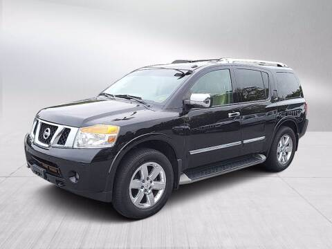 2013 Nissan Armada for sale at Fitzgerald Cadillac & Chevrolet in Frederick MD