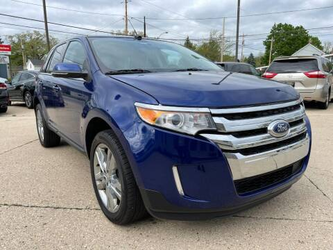 2013 Ford Edge for sale at Auto Gallery LLC in Burlington WI