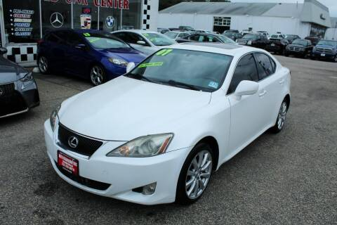 2007 Lexus IS 250 for sale at Auto Headquarters in Lakewood NJ