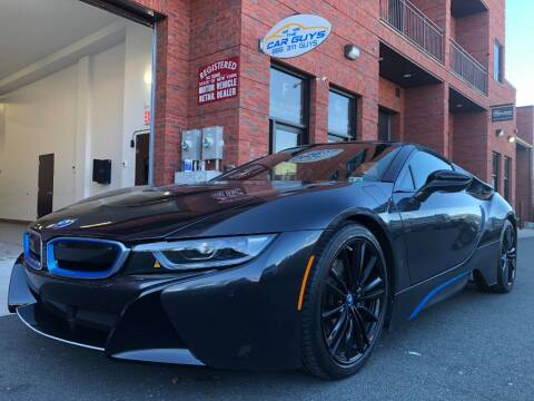 2019 BMW i8 for sale at The Car Guys in Staten Island	 NY
