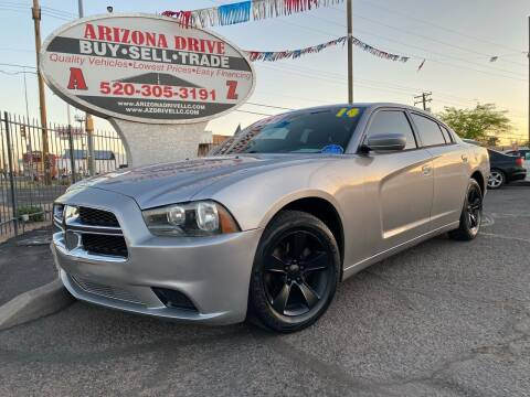 2014 Dodge Charger for sale at Arizona Drive LLC in Tucson AZ