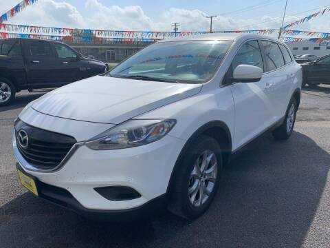 2014 Mazda CX-9 for sale at Rock Motors LLC in Victoria TX