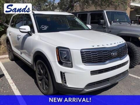2020 Kia Telluride for sale at Sands Chevrolet in Surprise AZ