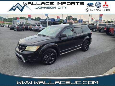 2018 Dodge Journey for sale at WALLACE IMPORTS OF JOHNSON CITY in Johnson City TN