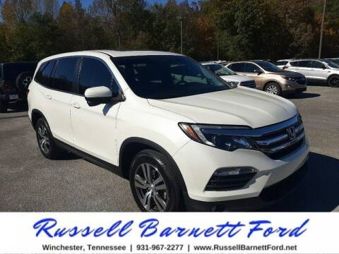 2016 Honda Pilot for sale at Oskar  Sells Cars in Winchester TN