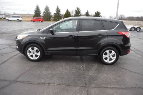 2015 Ford Escape for sale at Bryan Auto Depot in Bryan OH