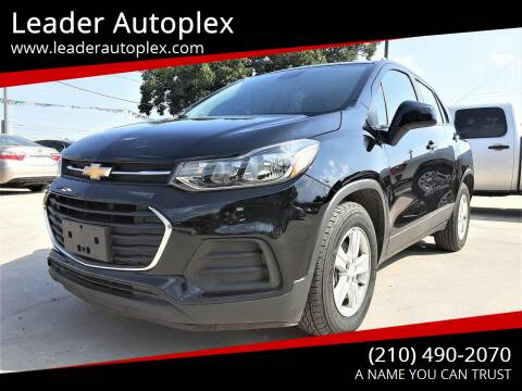 2019 Chevrolet Trax for sale at Leader Autoplex in San Antonio TX