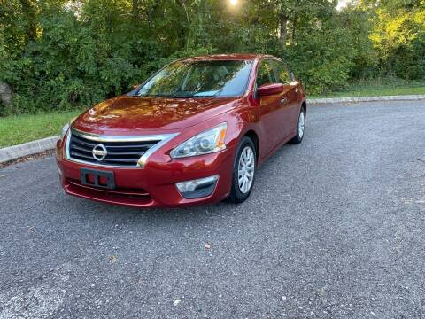 2014 Nissan Altima for sale at Unique Auto Sales in Knoxville TN