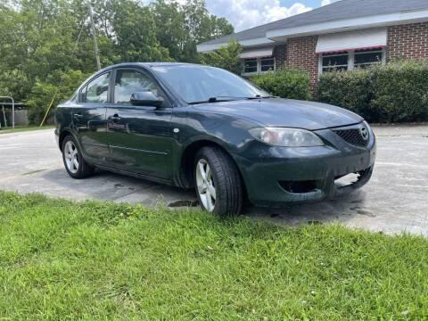 2004 Mazda MAZDA3 for sale at L & M Auto Broker in Stone Mountain GA