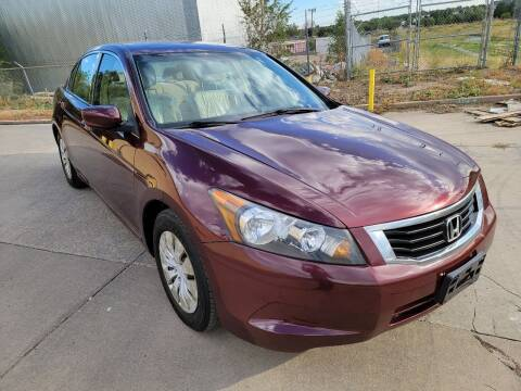 2009 Honda Accord for sale at Red Rock's Autos in Denver CO