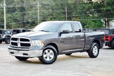 2016 RAM Ram Pickup 1500 for sale at Marietta Auto Mall Center in Marietta GA