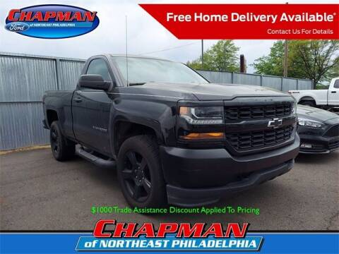 2016 Chevrolet Silverado 1500 for sale at CHAPMAN FORD NORTHEAST PHILADELPHIA in Philadelphia PA