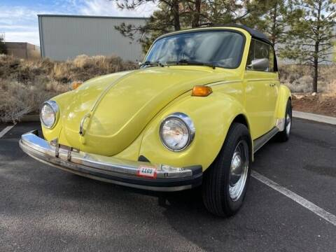 1979 Volkswagen Beetle for sale at Parnell Autowerks in Bend OR