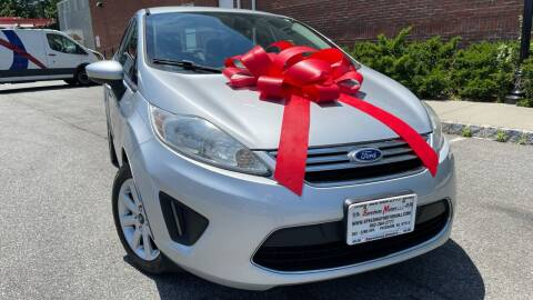 2011 Ford Fiesta for sale at Speedway Motors in Paterson NJ