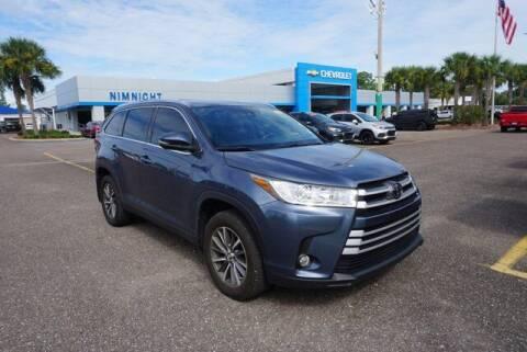 2019 Toyota Highlander for sale at WinWithCraig.com in Jacksonville FL
